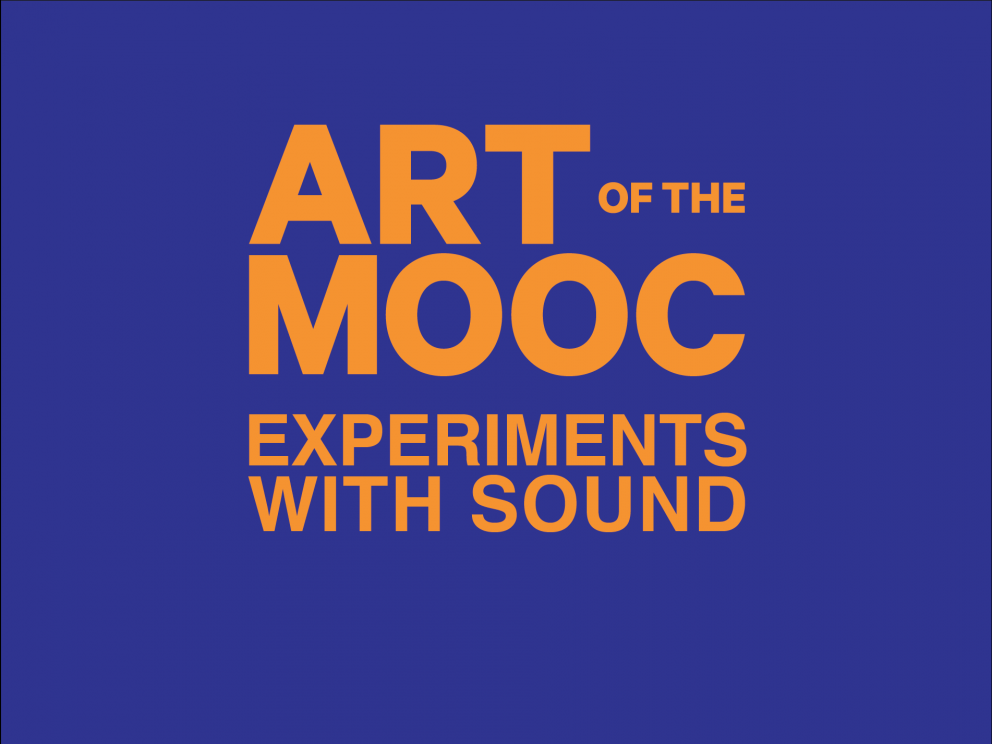 Logo graphic for Art o the MOOC