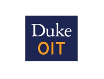 Duke Office of Information Technology