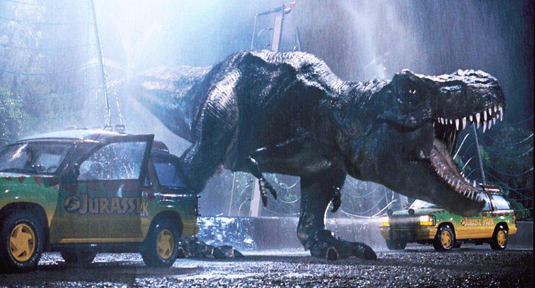 Screen Society Jurassic Park 1993 Matinee Rubenstein Arts Center