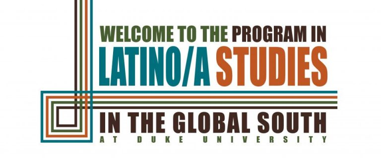 Program in Latina/o Studies in the Global South