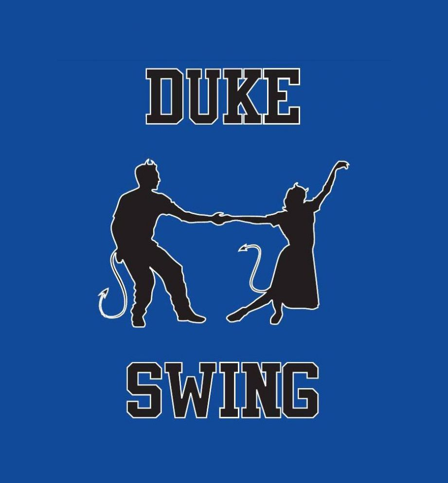 duke swing dance logo